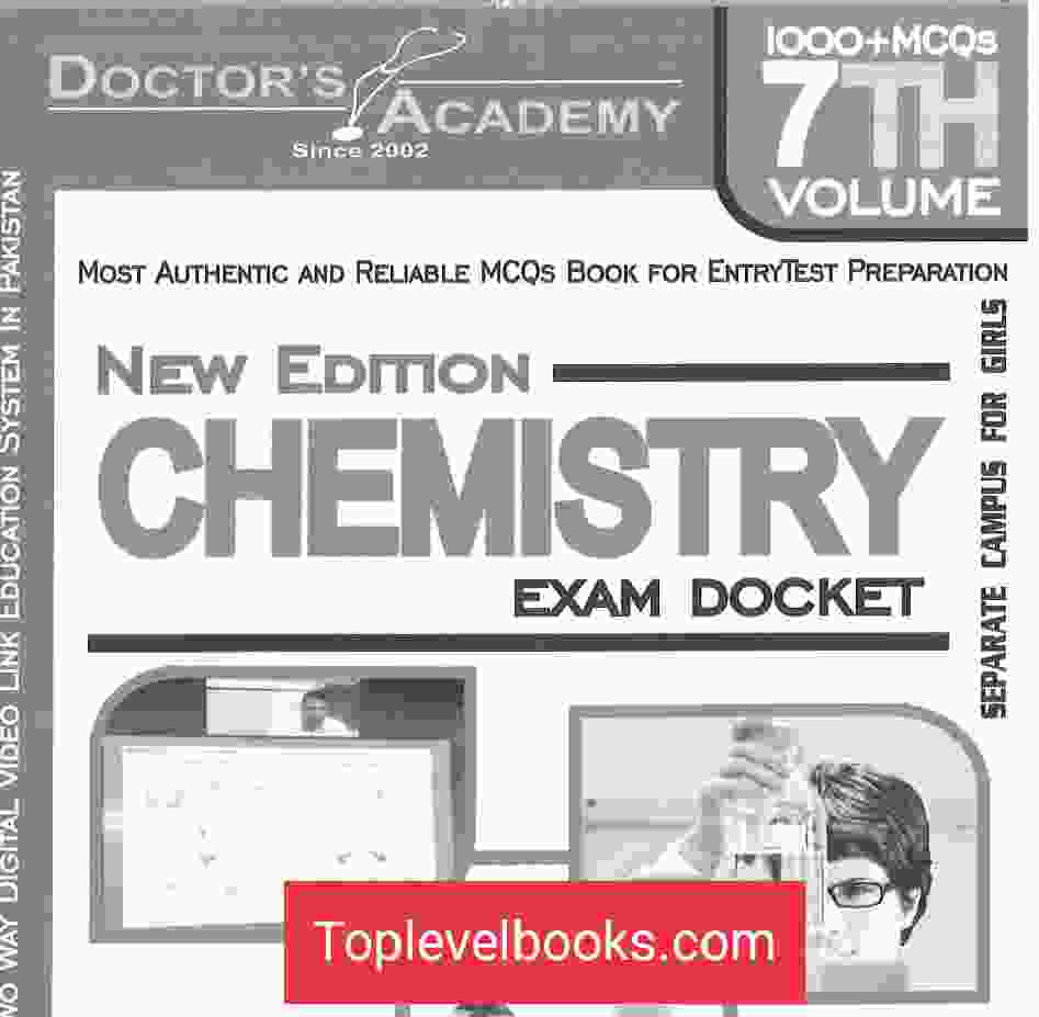Chemistry MDCAT BY FUTURE DOCTORS