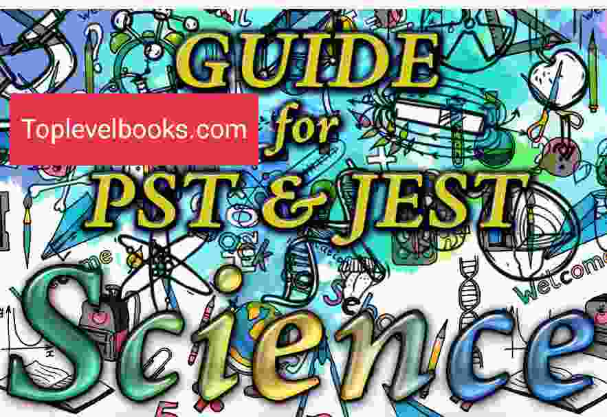 PST & JEST Science Guide For Class 6 to 8