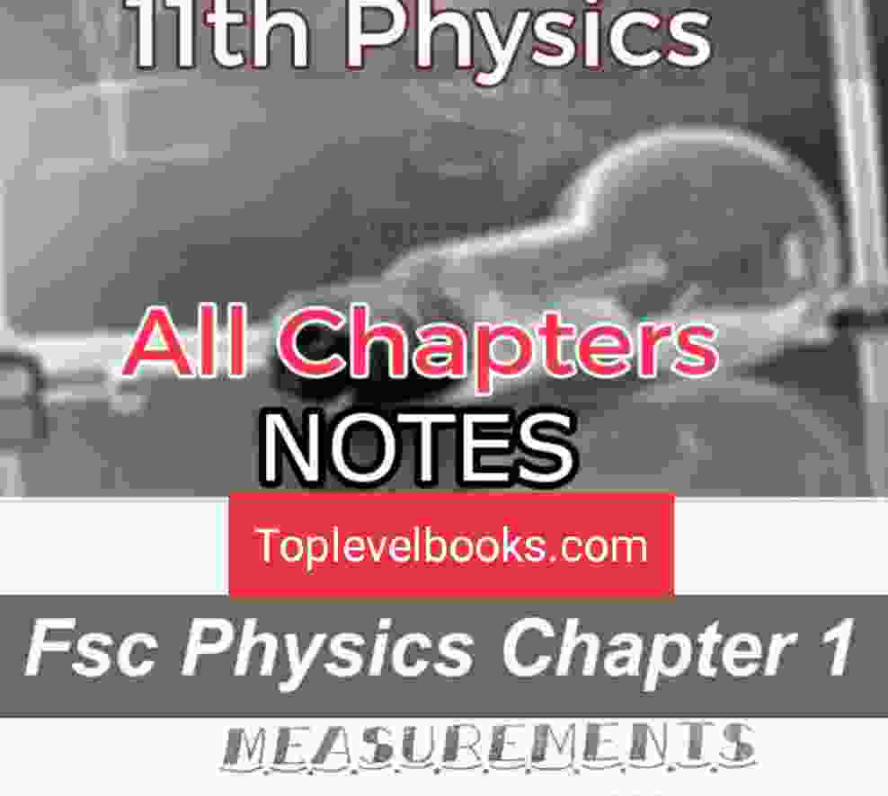 11th College Phyics Notes Complete PDF