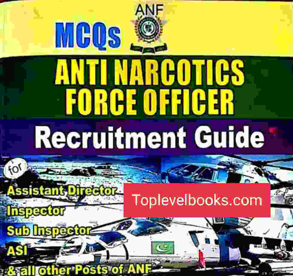ANF MCQS on Antinarco tics Force Office Complete PDF
