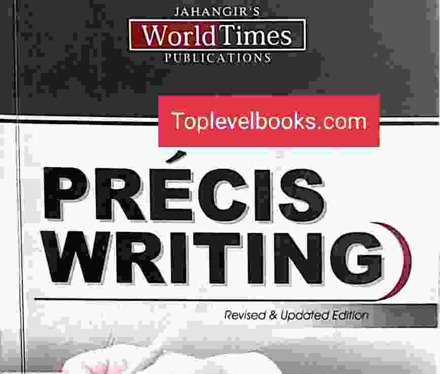 JWT World Times Precis Writing And Word Of Vocabulary