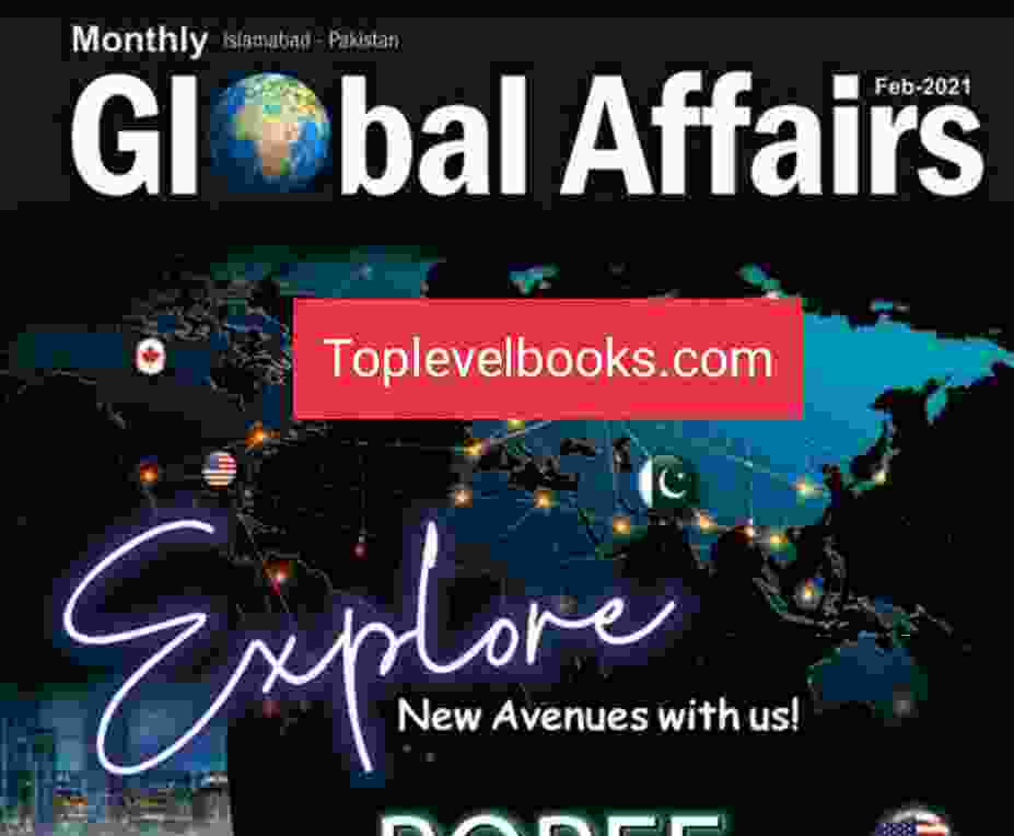 February Global Affairs Magazine 2021