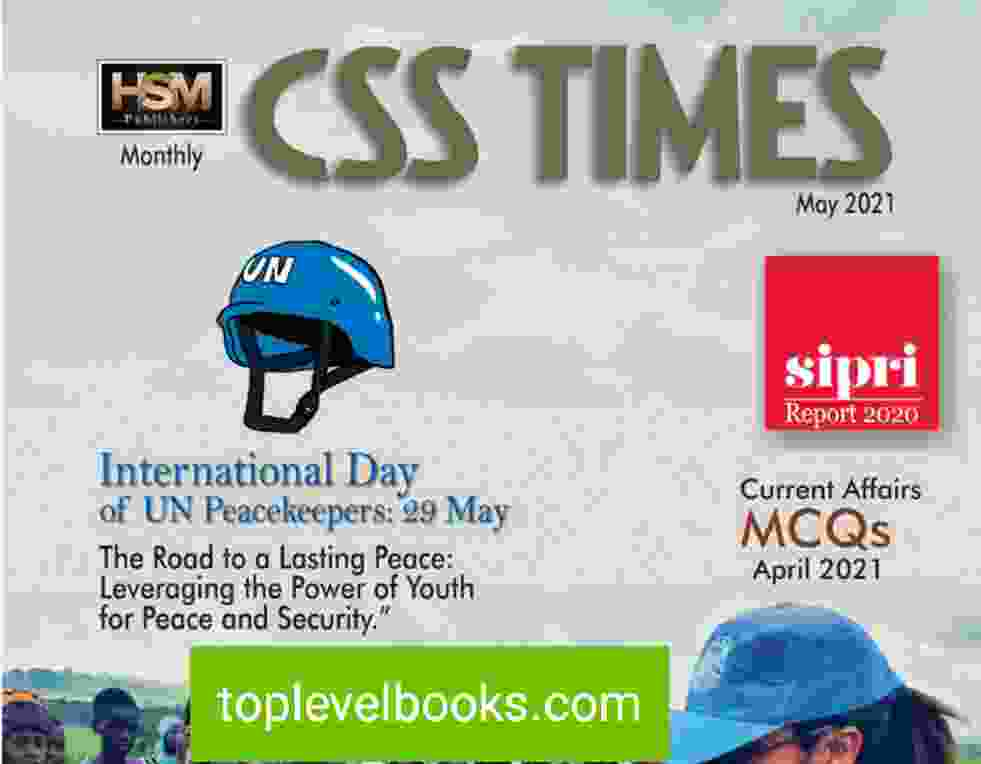HSM CSS Times May Magazine 2021 Download