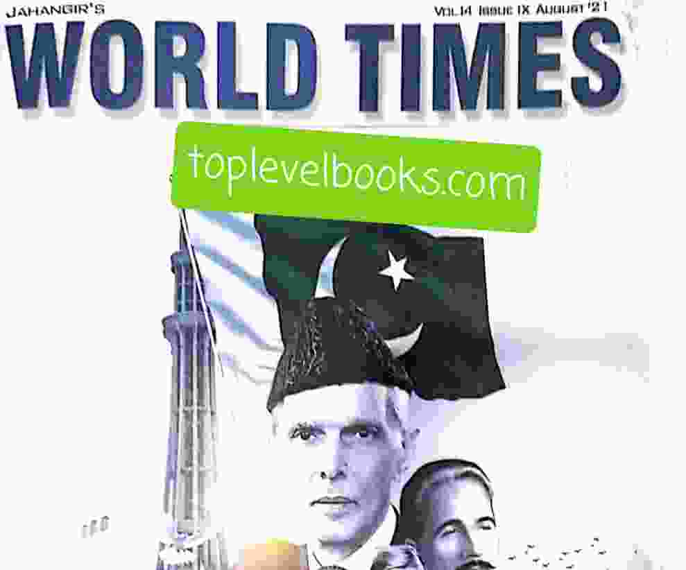 World Times Magazine August 2021 Complete PDF