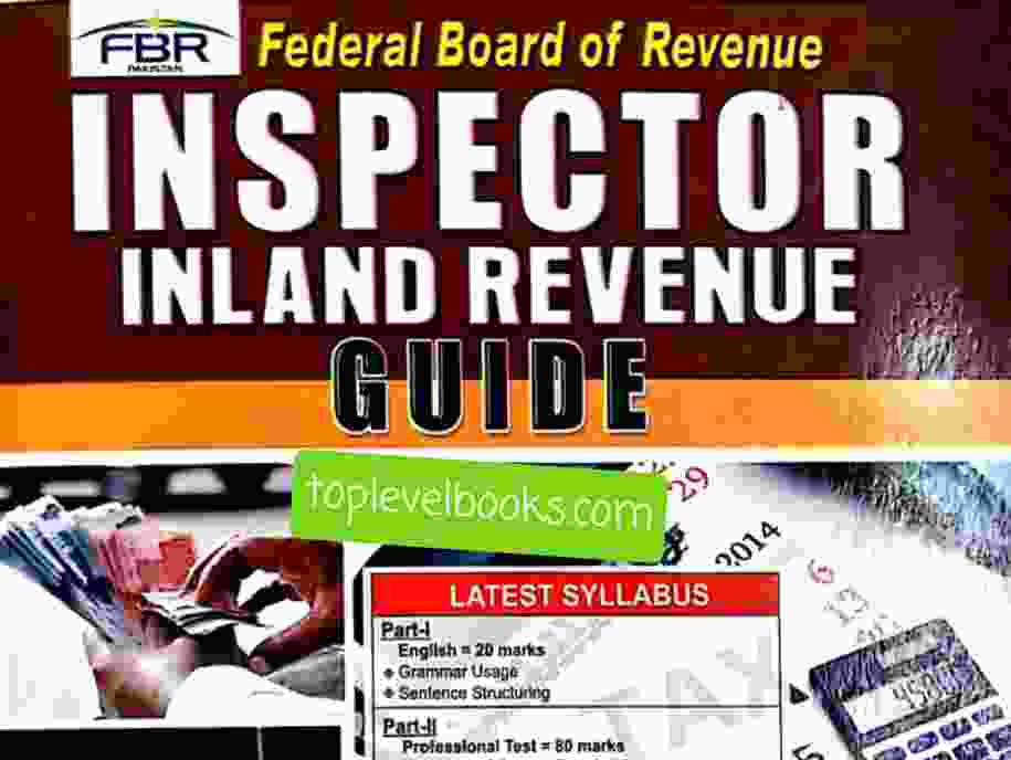 Inspector inland revenue Guide Complete From Inspired Past Papers