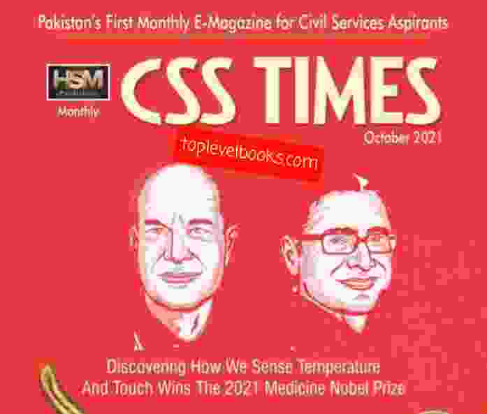 HSM CSS Times October 2021 Magazine Complete PDF